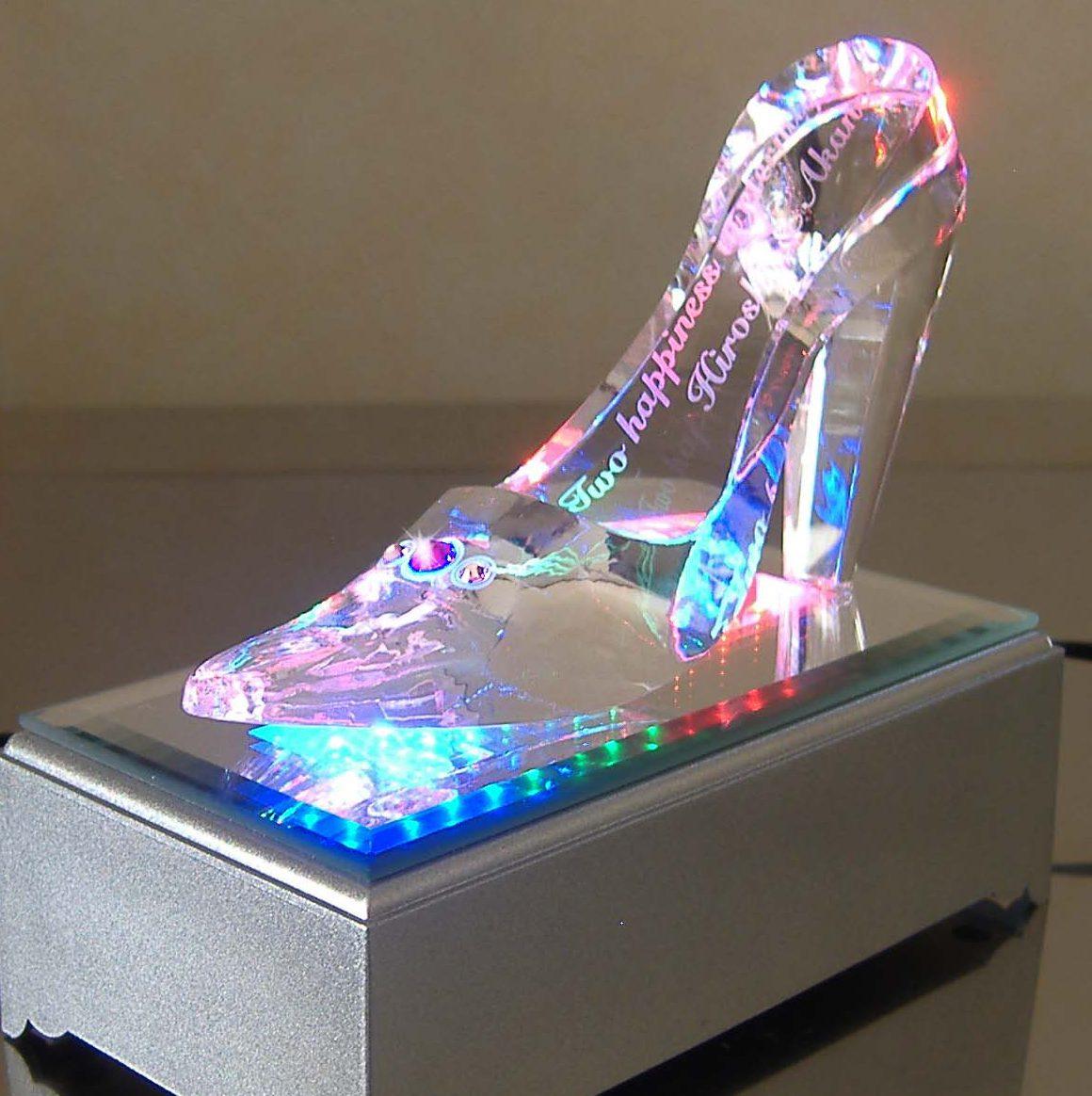 ライトアップ靴-1