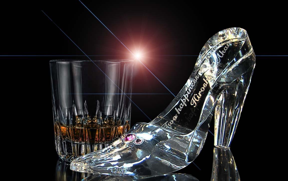 ガラスの靴M-1