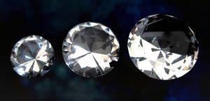 ダイヤ 3種類