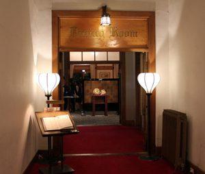 三笠の間 入口