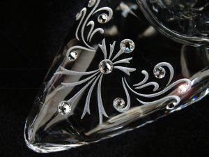 ガラスの靴フロントデザイン-2