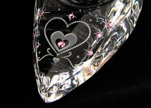 ガラスの靴フロントデザイン-1